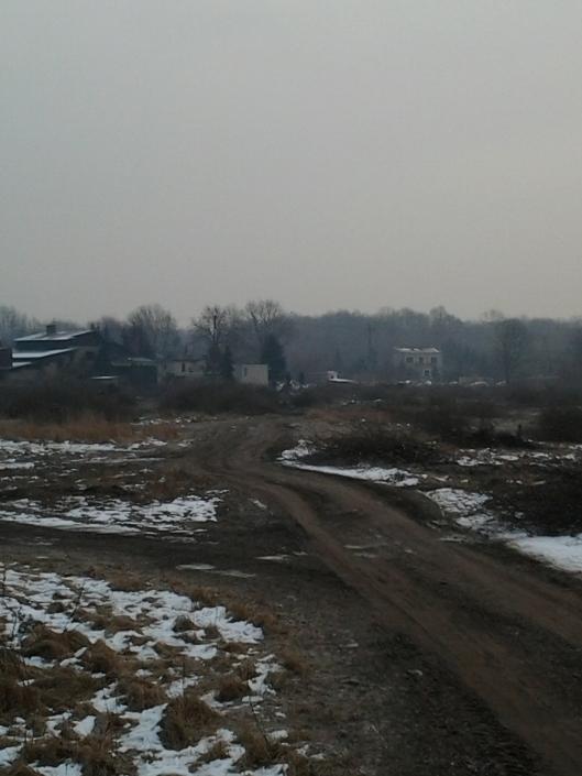 Widok od strony osiedla Kosynierów